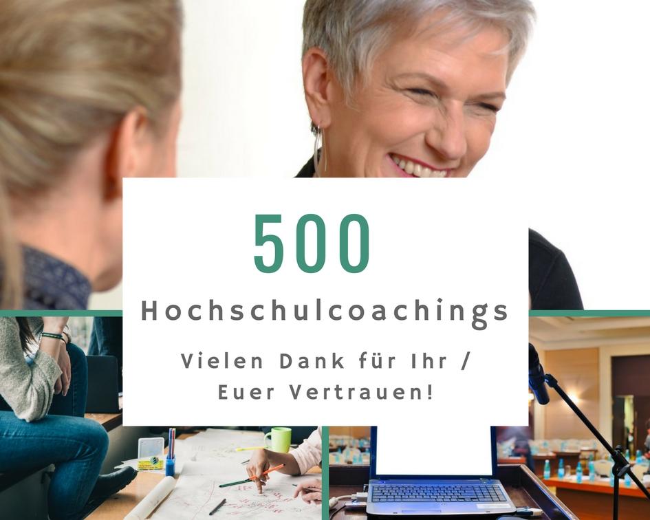 500 Hochschulcoachings_Susanne Edinger_Erfolgreich bestehen